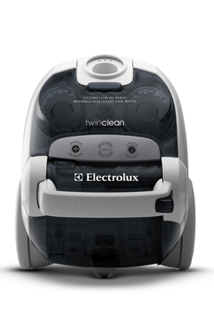 Twin Clean di Electrolux