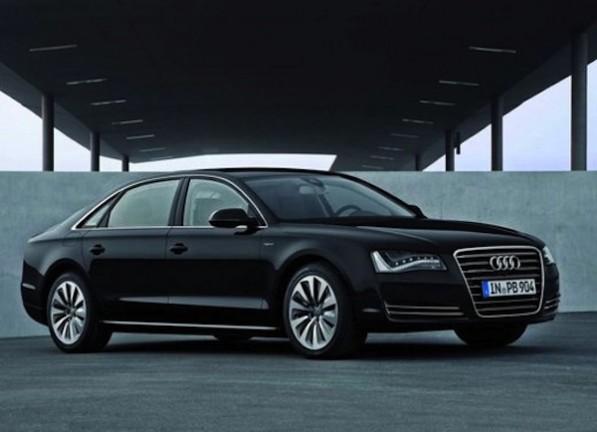 Audi A8 Ibrida