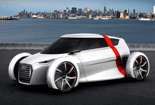 Audi Urban Concept la presentazione ufficiale