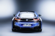Bmw i8 ibrida plug-in