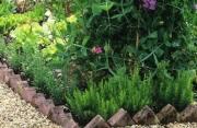 Bordure da giardino