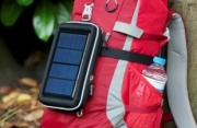 Borse con pannelli solari