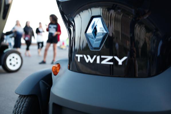 Modelli Twizy