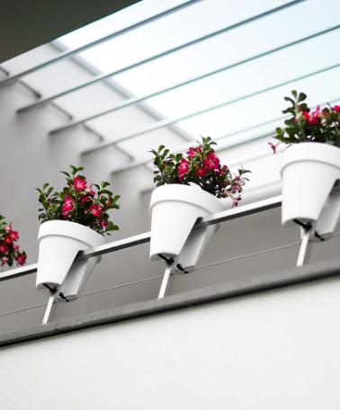 Fioriere da balcone infissi del bagno in bagno - Fioriere da balcone ikea ...