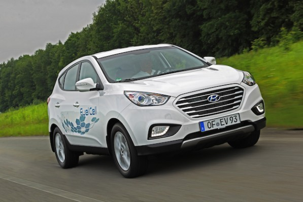 Hyunda ix35 Fuel Cell