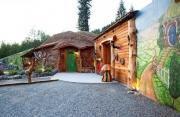 Le case degli Hobbit