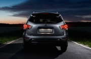 Nissan Pathfinder ibrido