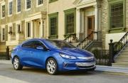 Nuova Chevrolet Volt 2016