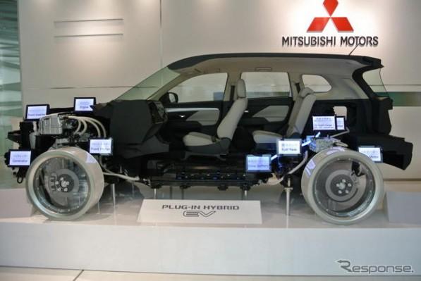 SUV ibrido