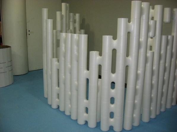 Riciclo creativo Polistirolo - Idee Green