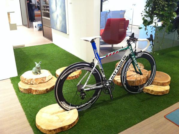 Salone del mobile 2012 idee green for T green srl