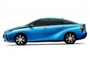 Sedan Fuel Cell