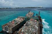 Thilafusi, l\'isola dei rifiuti