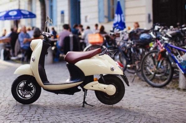 Unu, lo scooter elettrico
