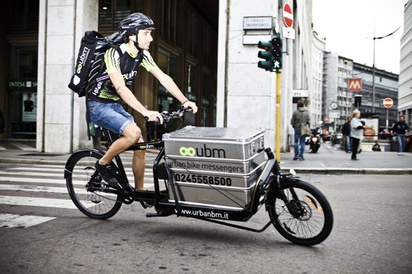 Bici-Cargo UBM