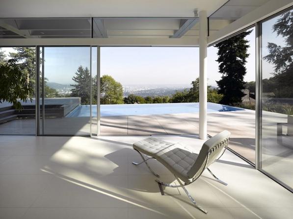 Villa A - interni