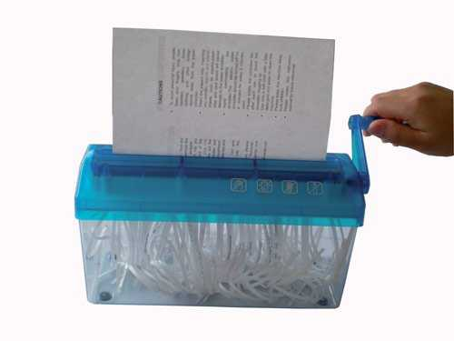 riciclare carta