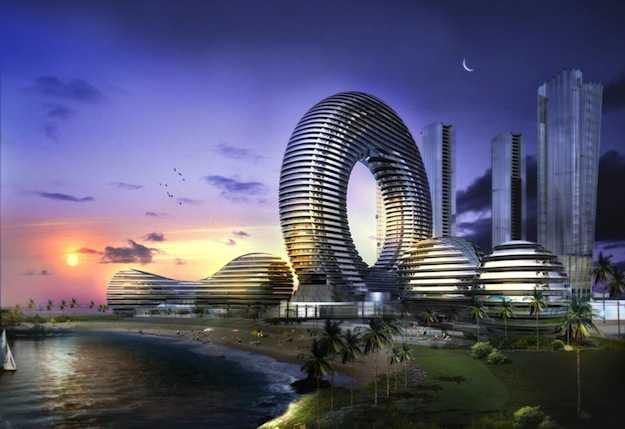 Per Arrivare Al Futuro Si Parte Dalla Città
