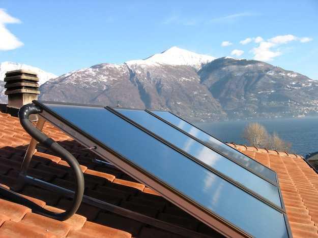Pannello Solare Gratis : Pannelli solari e solare termico idee green