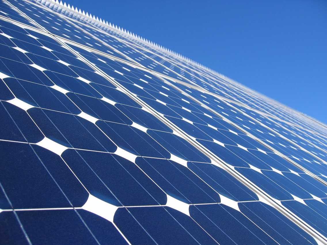 Tipologie di pannelli solari idee green for Pannelli solari solar