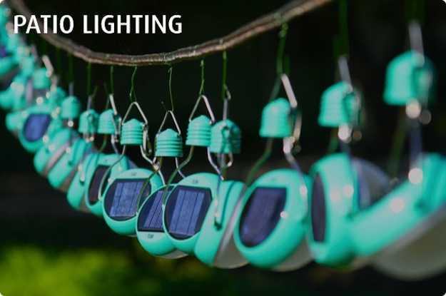 Solar bulb illuminazione a impatto zero idee green - Lampade energia solare ikea ...