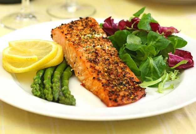 per perdere peso devi mangiare