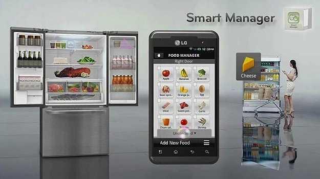 thinq  il frigorifero intelligente