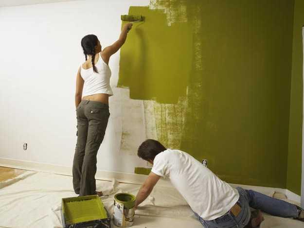 pitture naturali per pareti interne