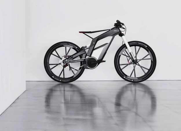 Bici Elettrica Audi Idee Green