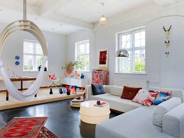 meditation chair per fare yoga in casa - idee green - Arredare Casa Feng Shui