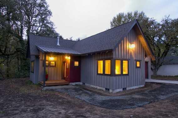 la casa ecosostenibile a basso prezzo idee green