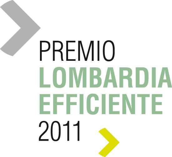 Il logo di Lombardia Efficiente 2011