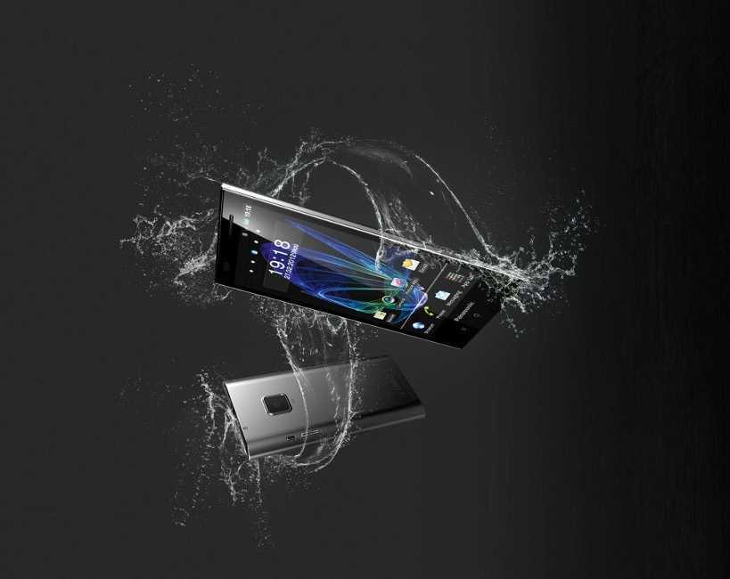 Smartphone Eluga di Panasonic