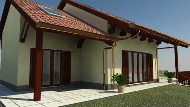Costruire una casa antisismica idee green - Quanto costa un architetto per ristrutturare casa ...