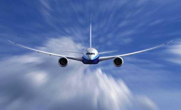 Boeing787 dreamliner l aereo pi ecologico al mondo for Cane nella cabina dell aereo