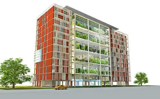 Smart e green building