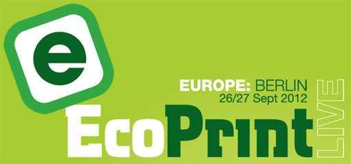 EcoPrint LIVE 2012