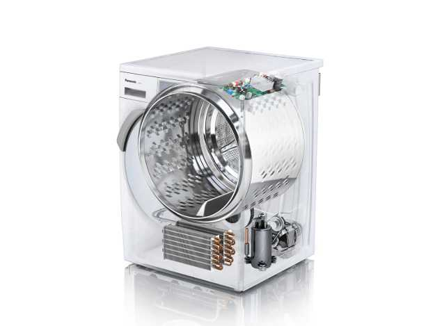 asciugatrice con pompa di calore idee green