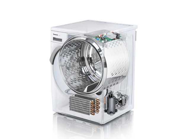 Asciugatrice a pompa di calore Panasonic