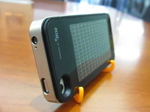 Coque Solaire Iphone