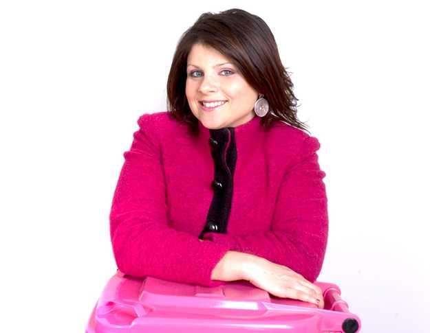 Tania Anselmo from Garbags