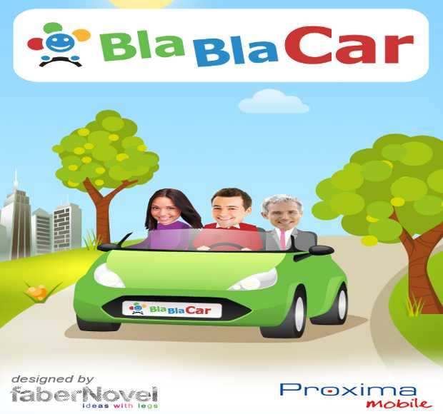 BlaBlaCar screenshot