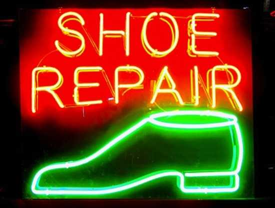 Come aggiustare le scarpe Idee Green