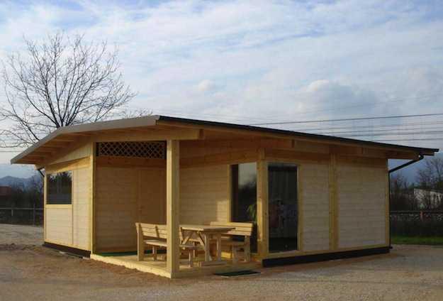 Come produrre energia elettrica in casa idee green - Fare una casa in legno ...