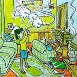 Come migliorare l aria in casa idee green - Aria secca in casa ...