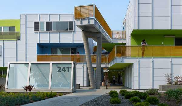 Residenze green a basso costo idee green for Hotel a basso costo amsterdam