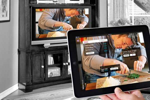 Come tablet e smartphone cambiano libri e TV