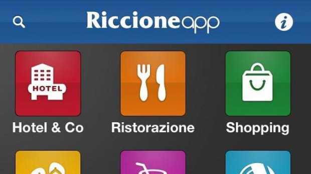 Applicazione RiccioneApp