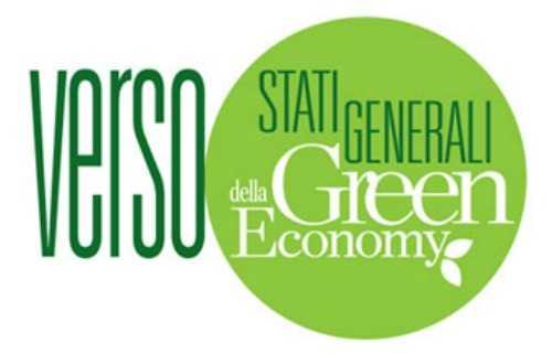 Logo Stati Generali Green Economy