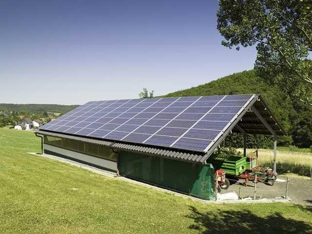 A Cosa Serve L Energia Solare.Come Immagazzinare Energia Solare Idee Green